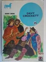 Davy CrockettOwens RobertAMZ19723 cavallinibambini western indiani Bodini 3