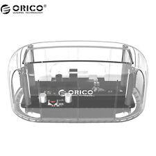 ORICO 6139U3 HDD Enclosure Transparent 5Gbps USB 3.0 HDD Docking Station UASP