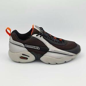 Reebok Mens DMX Cushioned Running Shoes - Black - UK 8