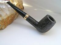 RARE 14K GOLD DUNHILL SHELL BRIAR ODA 835 F/T  ESTATE VINTAGE SMOKING PIPE