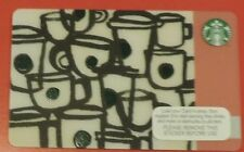RARE STARBUCKS  CARD  NORTHERN IRELAND NO VALUE COLLECTORS ITEM