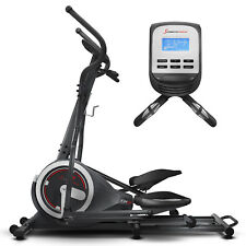 Sportstech Ellipsen Crosstrainer CX640 Hometrainer, App kompatibel, Street View