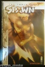 Spawn #100 Ashley Wood Cover NM- 1st Print Image Comics