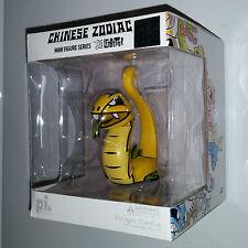 Ledbetter SNAKE Zodiac Vinyl Mini Figure DUNNY Mr. Bunny Minifig MYTH SERPENT A