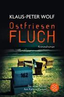 Ostfriesenfluch / Ann Kathrin Klaasen von Klaus-Peter Wolf (2018, Taschenb