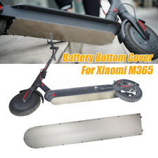 Electric Scooter Battery Bottom Cover Protection For Xiaomi M365 Stainless steel