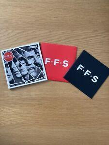 FFS Franz Ferdinand & Sparks CD Album Deluxe Ltd Edition