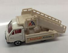 Vintage TOMICA Toyota HIACE American Airlines made in JAPAN