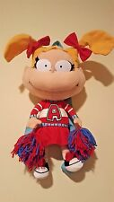 Nickelodeon Rugrats Angelica Plush doll Backpack Bag 90s Vintage