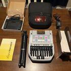 STENOGRAPH Stentura Protege Stenotype Stenography Court Writer Machine + Extras!