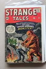Strange Tales 99 VG  SKUC25596 25% Off!