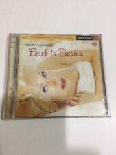 Christina Aguilera XTINA BACK TO BASICS 2 CD 2006  RARE INDIA INDIAN Original !!