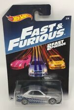 """Hot Wheels Fast & Furious """"The Fast And The Furious"""" Nissan Skyline GT-R (R34)"""