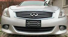 License Plate Bumper Mount Holder Bracket For Infiniti Brand New