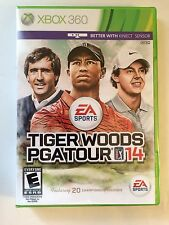 Tiger Woods PGA Tour 14 - Xbox 360 - Replacement Case - No Game