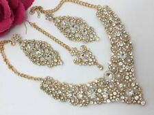 Crystal Women Necklaces Asian Jewellery