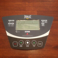 EVERLAST ELITE EV7000 TREADMILL ( CONSOLE FOR SALE ONLY) OTHER PARTS ENQ! *LETA*