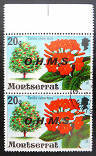 Used Montserratian Stamps