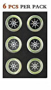 Radiation Protection for Cell Phone/Laptop/Computer/Tablet/WiFi/Router-6 Pack