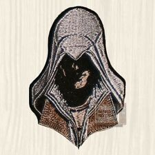 Ezio Auditore Face Embroidered Patch Assassin's Creed Head PS3 Brotherhood