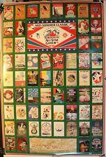"1991 MLB All Star Game Toronto 24 x 36"" Poster Program Covers"