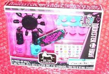 Monster High Clawsome Nail Kit   nails, polishes, file, nail stickers