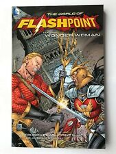 The World of Flashpoint Featuring Wonder Woman - DC Comics Trade Paperback