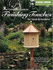 The Complete Guide to Finishing Touches for Yards