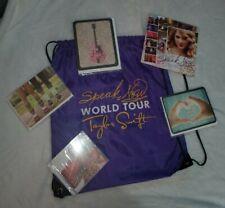Taylor Swift Speak Now World Tour Promo Pack **