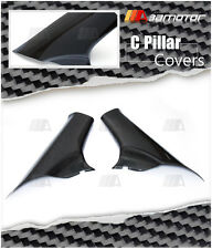 Mitsubishi Evolution X EVO 10 Real Carbon Fibre Interior C-Pillar Covers 2PC Set