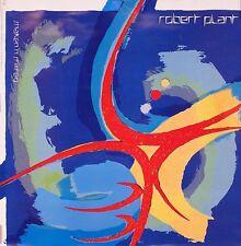 Led Zeppelin Robert Plant 1985 Shaken 'N' Stirred Original Promo Poster