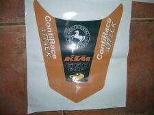 "^ KTM ""660 Cup"" Tail Piece Race Sticker"