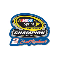 BRAD KESELOWSKI #2 NASCAR SPRINT CUP 2012 CHAMPION TEAM PIN