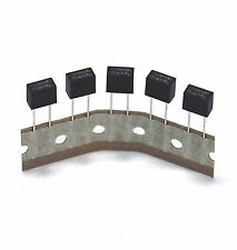 10pc MST Radial Lead Micro Fuse MST005 T5A 5A 250V Size=8.35x7.7x4.3mm CONQUER