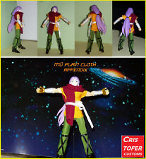 MU ARIES PLAIN CLOTH APPENDIX, para SAINT SEIYA MYTH CLOTH BELIER GRANDE MUR MÜ