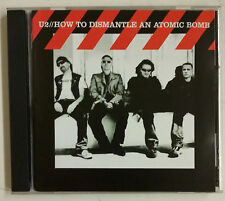 U2 How To Dismantle An Atomic Bomb Cd-Single Europa 2004