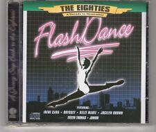 (HH475) Flashdance, The Eighties, 16 tracks various artists - 2002 CD