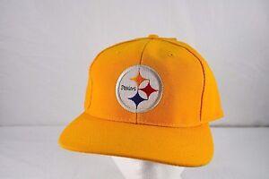 Pittsburgh Steelers Gold  Baseball Cap Snapback