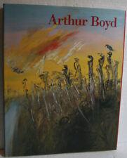 Arthur Boyd Retrospective by Barry Pearce (1993) Hardcover. Illustrations