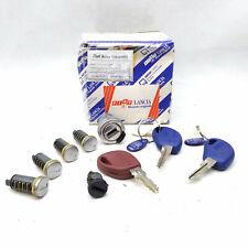 Set Impariglio Complete With Ant-Itheft Fiat Brava - Bravo Original 717460450