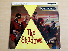 "The Shadows/The Shadows/1961 Columbia 7"" Single EP"