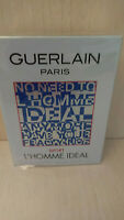 L'homme ideal sport de GUERLAIN 100 ml Toilette Pour Homme Spray Men EDT VINTAGE