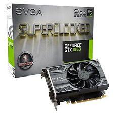 EVGA GeForce GTX 1050 SC Gaming 2048 MB Gddr5