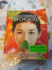 Discovering psychology hockenbury  Plus  Study Guide   Plus Access Code