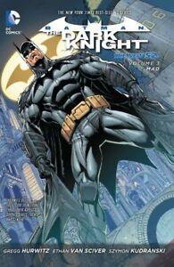 Batman The Dark Knight Volume 3 MAD | The New 52 | Includes Annual #1