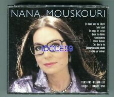CD de musique variété Nana Mouskouri