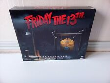NECA Friday the 13th CAMP CRYSTAL LAKE ACCESSORY SET NEUF JASON VOORHEES
