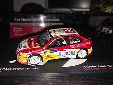 Citroen Xsara WRC - 42º Rally Catalunya Costa Dourada - Ultra Rare - Dani Sordo