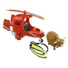 Postman Pat SDS Special Delivery Service Helicopter & the Runaway Cow