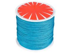 5 metres Turquoise    1mm Nylon Rattail macrame Thread, braiding diy bracelets